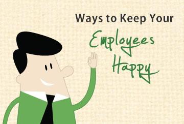 نتيجة بحث الصور عن keep employees happy